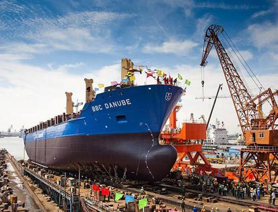 SCALANCE X在造船业的应用